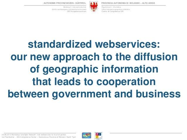 Free webservices for tourism portals Slide 2