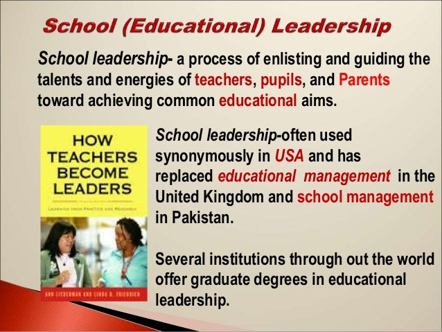 Educational-leadership