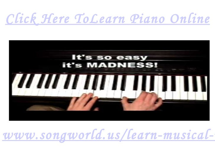 Learn Piano in 7 minutes - Major and Minor Chords