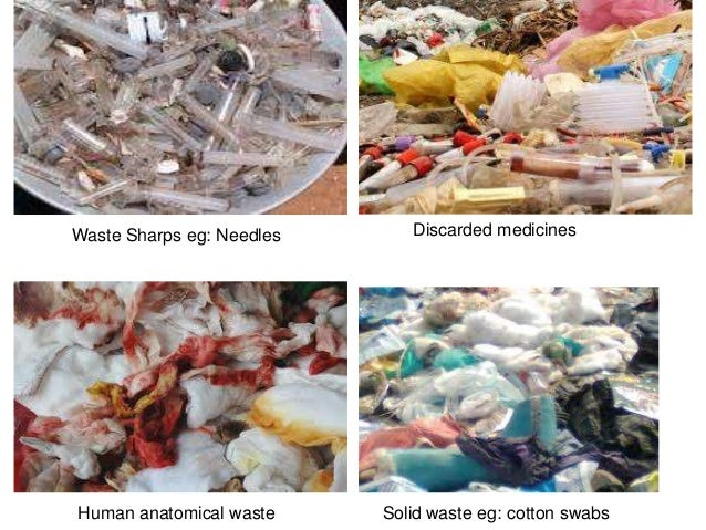 LEGISLATION • Recognizing the deadliest nature of the Bio-Medical Waste, the Government and Pollution Control Boards under...