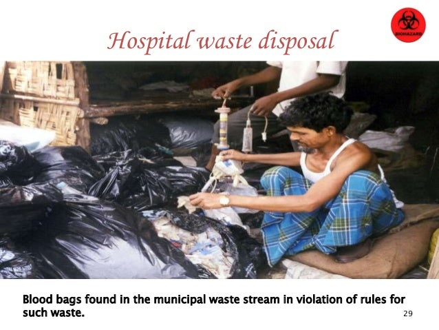 Biomedical Waste Management and Handling Rules, 1998 [Amended in 2000] • These rules apply to all persons who generate, co...