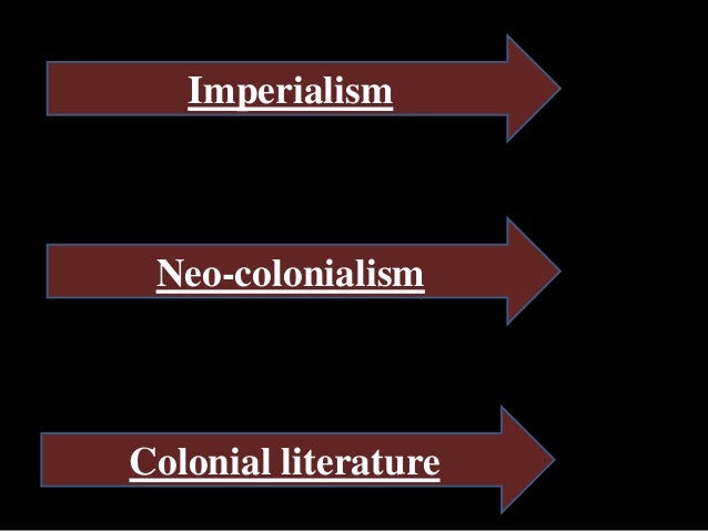 an introduction to the comparison of orientalism and colonialism Orient oriental - introduction to orientalism by edward said.