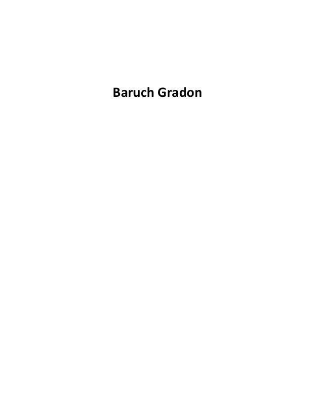 Baruch Gradon