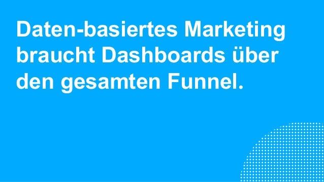 Namics. A Merkle Company Ausgangspunkt. Übergreifende Funnel Betrachtung. 12 Touchpoints und Marketing-MaßnahmenAware Cons...