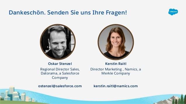 """Webinar """"Analytics unchained"""" von Namics und Datorama"""