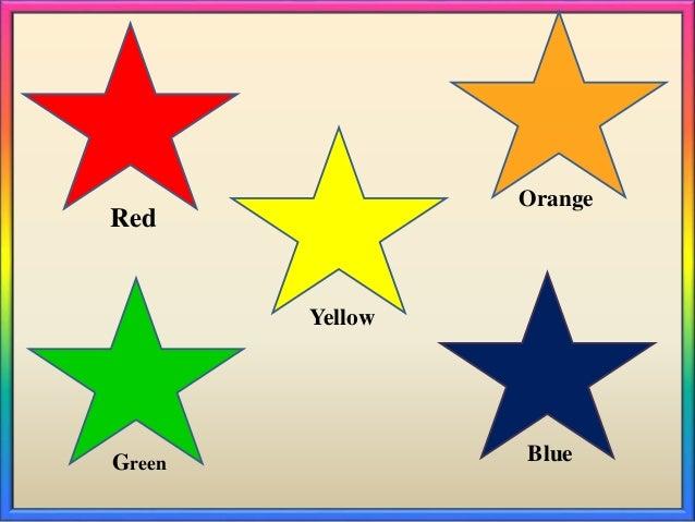 Play Group English (Colours Name)