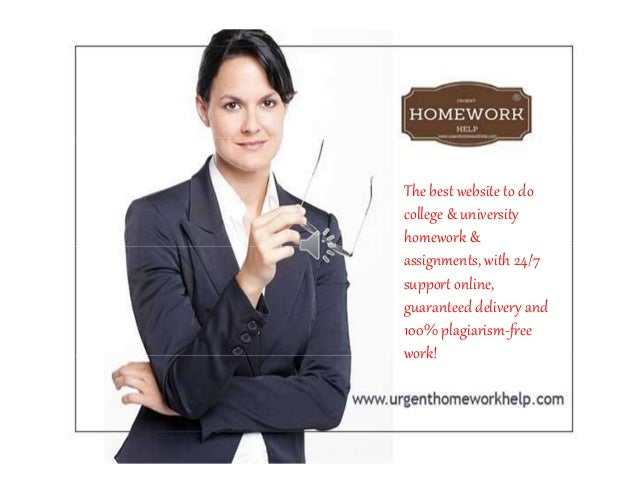 Homework writing services