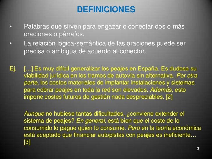 24. los conectores del discurso Slide 3