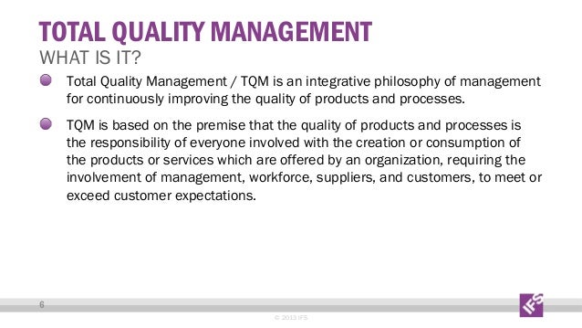 total quality in service companies Full-text paper (pdf): total quality management in service sector: a  and  businesses managers to adopt tqm in the service sector as well.