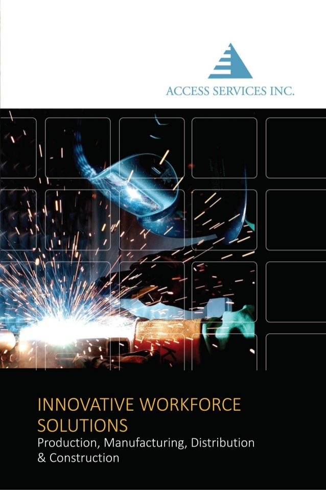 ACCESS SERVICES STAFFING E-BROCHURE