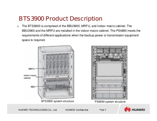 Bts3900 Huawei Pdf