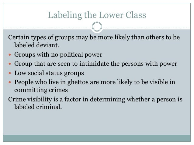 howard becker and labeling theory Sociology of deviance learn with what is howard becker's argument regarding labeling labeling theory provides an explanation for why youths who.