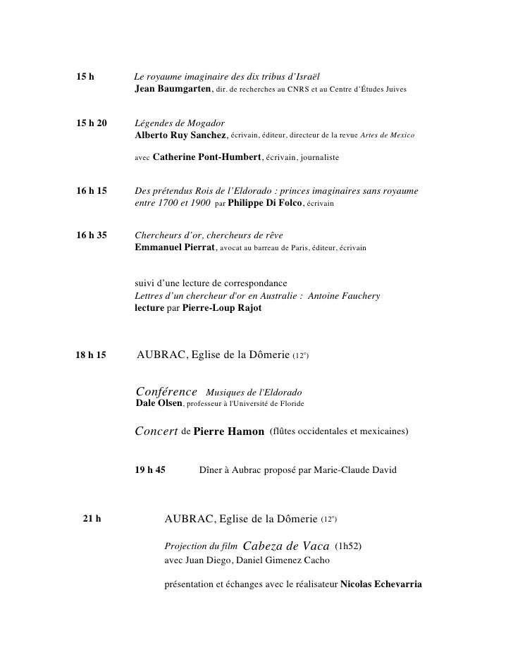 17e rencontres d 39 aubrac programme - Grille de salaire maitre de conference ...