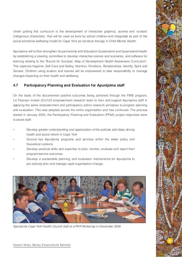 Report Family Well Being Education >> Fwb Finalreport 2006