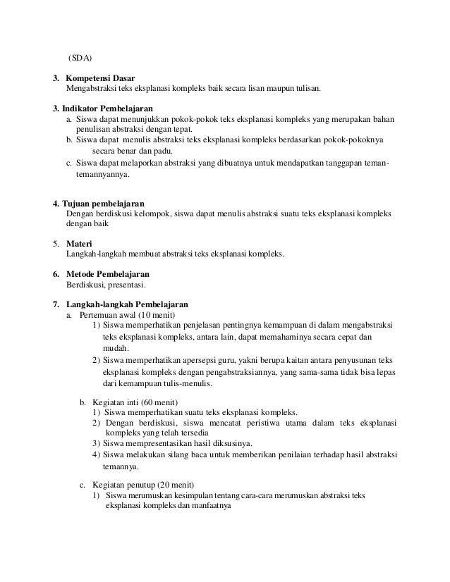 240762342 rpp-cerdas-xi-kelas-xi-sma-bahasa-indonesia