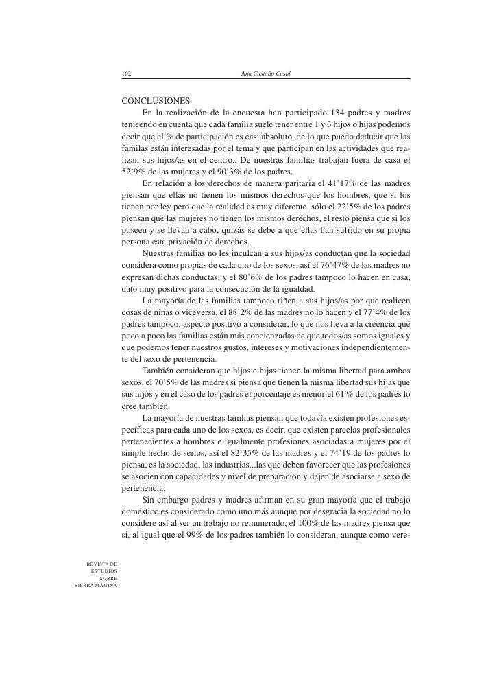 162                               Ana Castaño Casal                     CONCLUSIONES                         En la realiza...