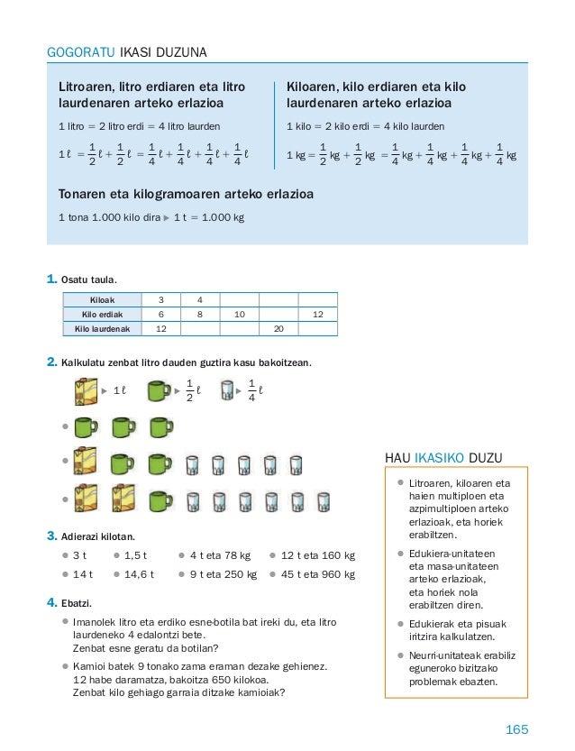 MATEMATIKA 5  SANTILLANA