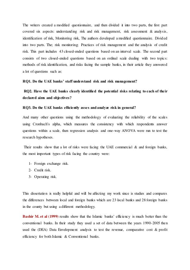 credit risk management dissertation Online dissertation help oxbridge dissertation on bank credit risk management brave new world research paper how to write a high school application 16.
