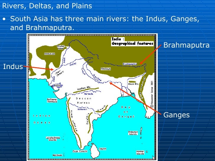 241 south asia landforms and resources
