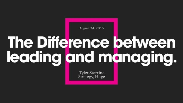 what is the difference between leading and managing a project 9 hours ago project management and operations management are different here we summarises the main differences between operations and projects.