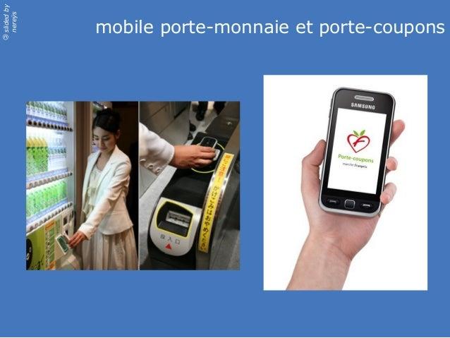 slidedby nereÿs © mobile porte-monnaie et porte-coupons