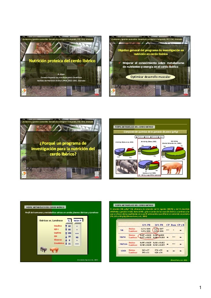 Zootecniaygestiónsostenible:Ganaderíaecológicaeintegrada,EEZ,CSIC,Granada                  Zootecniaygestións...