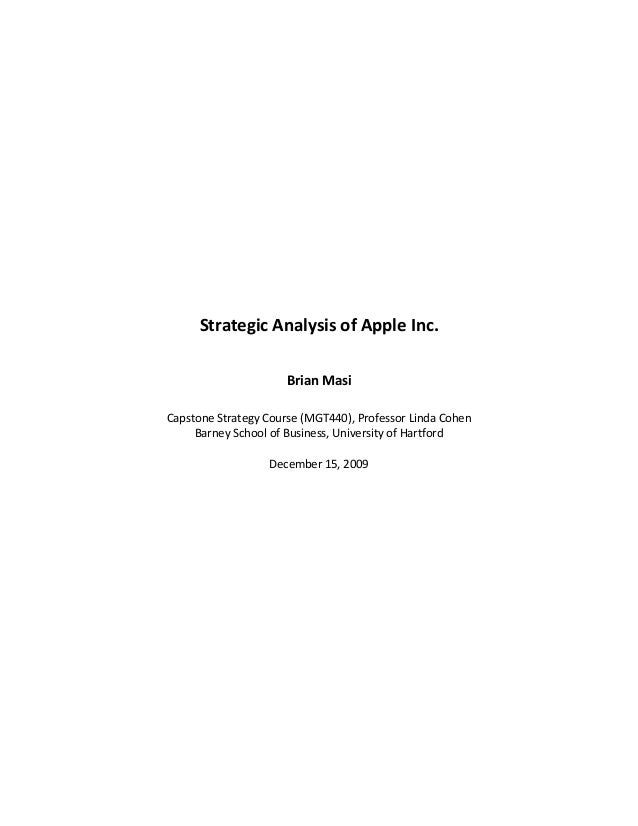 apple functional strategy Analysis and summary of apple's business strategy for 2012.