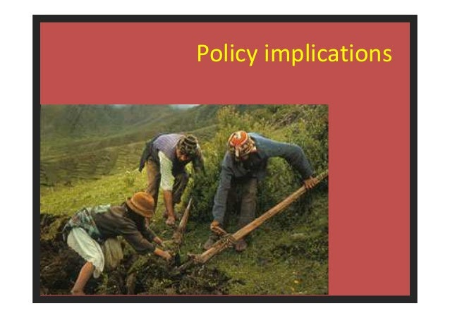 ARD Policy by Cat & Effect  Policy Context Household Assets  Rural Investment  Climate  Peace  Stable Macro-Economy  Low/N...
