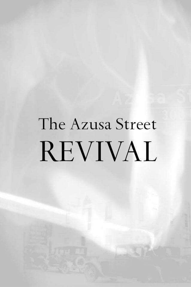 azusa street revival essay
