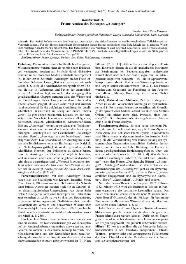 SCIENCE and EDUCATION a NEW DIMENSION PHILOLOGY Issue 47 Download6…
