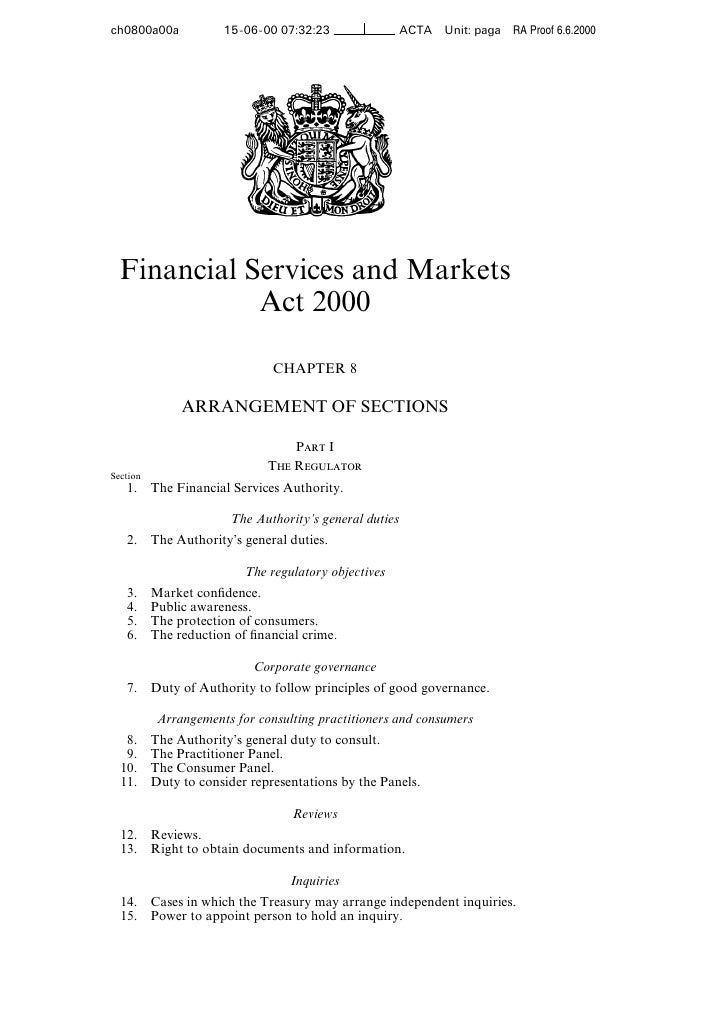 ch0800a00a            15-06-00 07:32:23                  ACTA   Unit: paga RA Proof 6.6.2000       Financial Services and ...