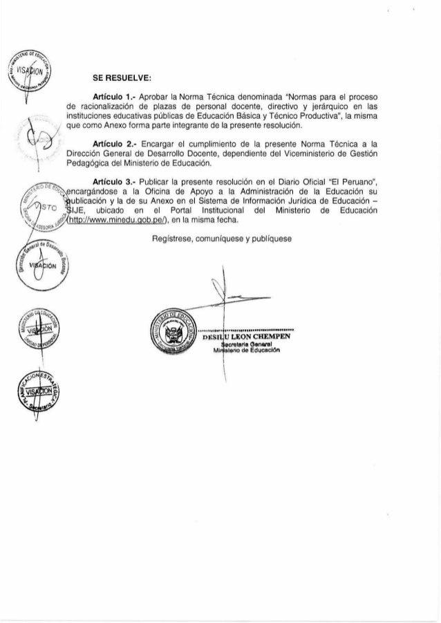 Res. N°-1825-2014-MINEDU. 16.102014 Slide 2