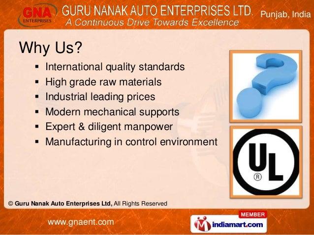 Rear Axle Shafts by Guru Nanak Auto Enterprises Ltd, Goraya  Slide 3