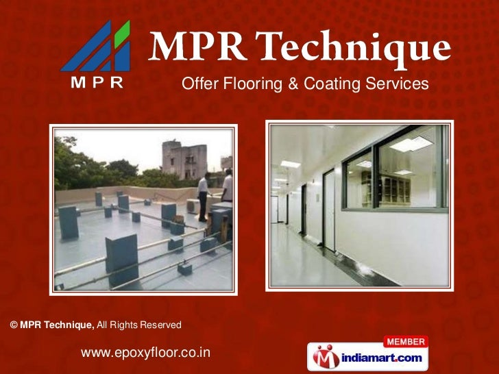 Offer Flooring & Coating Services© MPR Technique, All Rights Reserved              www.epoxyfloor.co.in