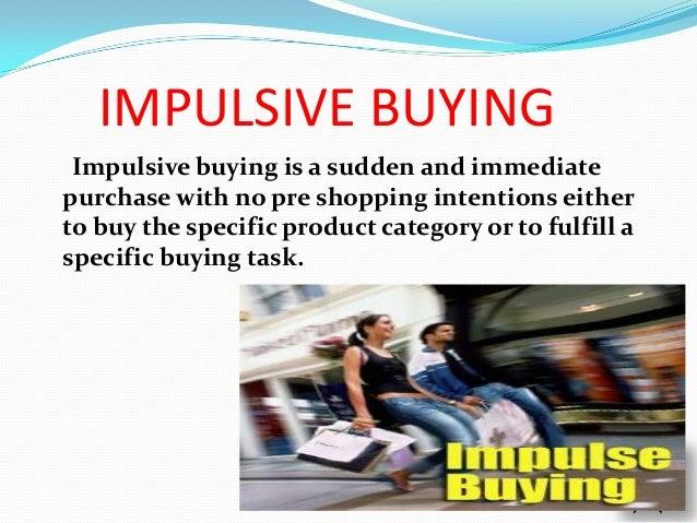 Consumer Behavior Shopping Habits