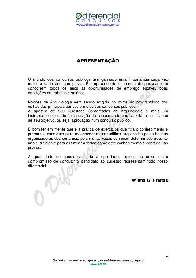 GRATIS ARQUIVOLOGIA APOSTILA BAIXAR DE