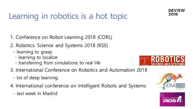 244]로봇이 현실 세계에 대해 학습하도록 만들기