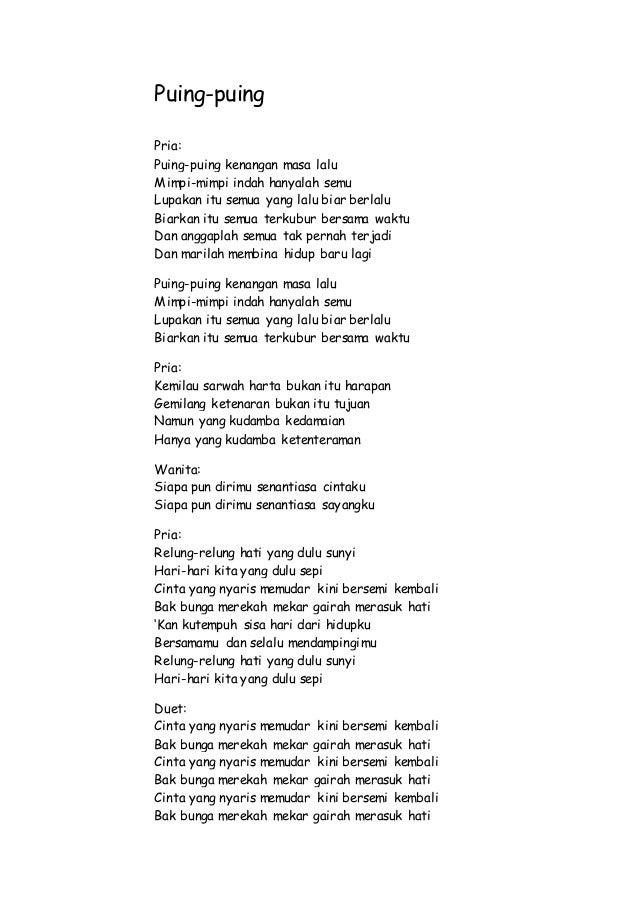Lirik Lagu Rhoma Irama LENGKAP A-to-Z (260an lagu)