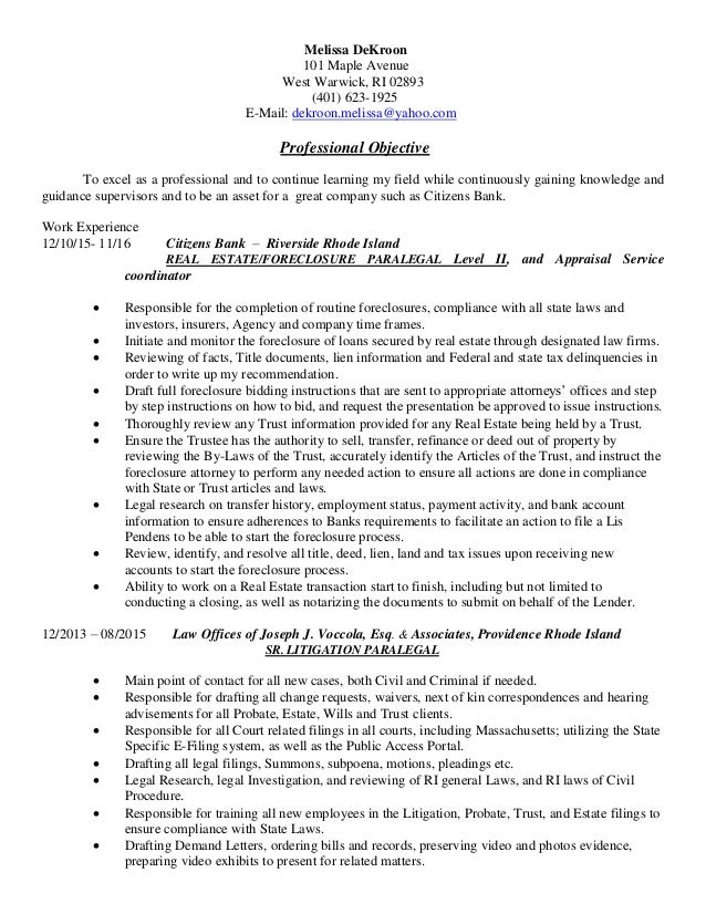 dekroon resume