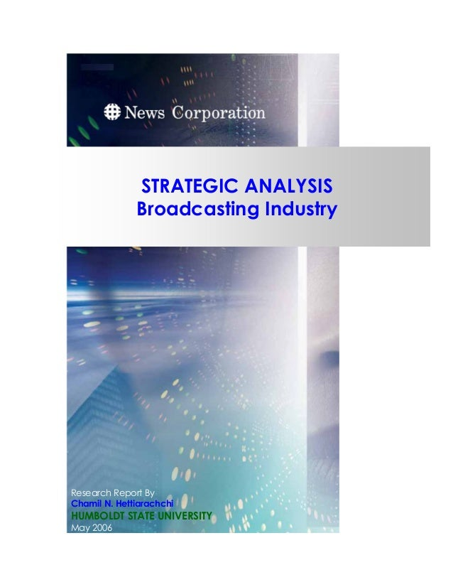 corporate strategy analysis