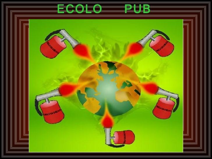 ECOLO  PUB
