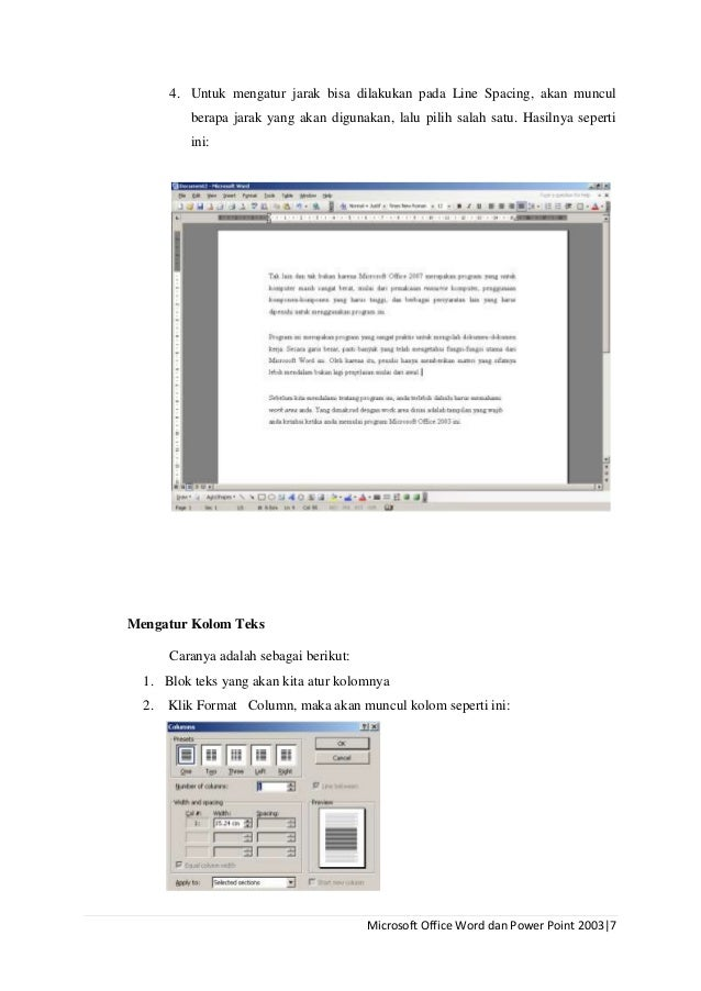 24618217 makalah-micosoft-word-dan-power-point-2003