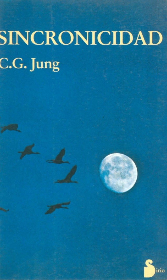 CARL JUNG SINCRONICIDAD PDF DOWNLOAD