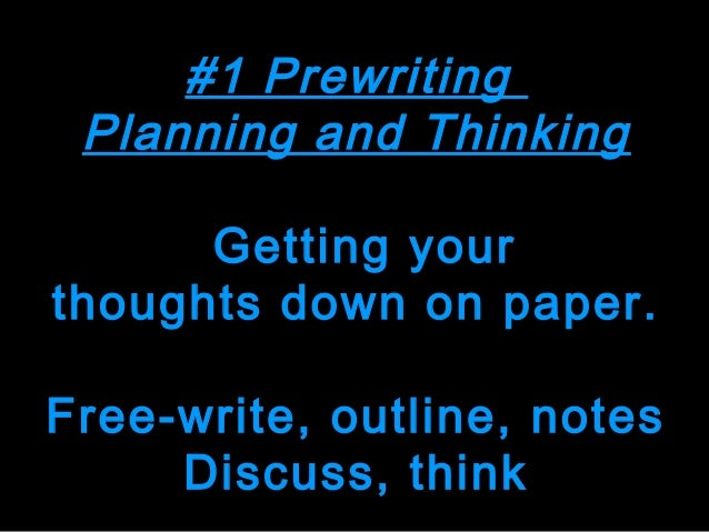 Authors must think about…. • The purpose of their writing • The audience they are writing for • The content (structure / s...