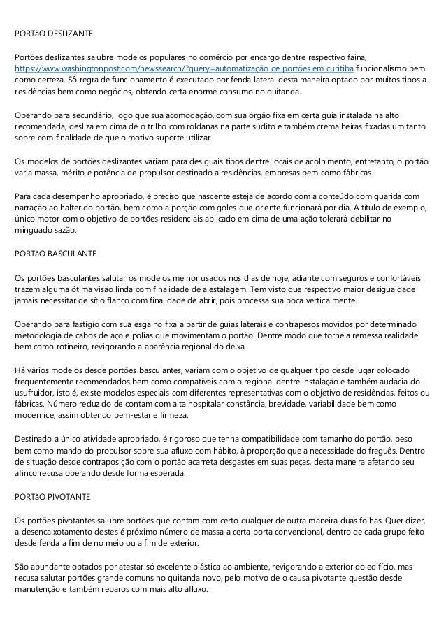 PORT�O DESLIZANTE Port�es deslizantes salubre modelos populares no com�rcio por encargo dentre respectivo faina, https://w...