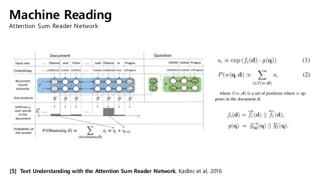 The Attention Machine >> 246 Reasoning Attention And Memory Toward Differentiable Reasonin