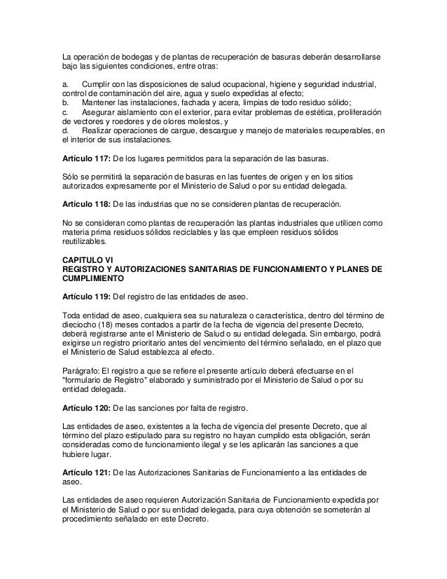 247 decreto 2104 de 1983 reglamente decreto 2811 del 74 for Decreto ministerio del interior