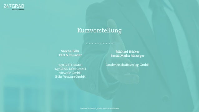 """Mach du das mal"" – Über den (Un-)Sinn von Social Media Teams #AFBMC Slide 2"