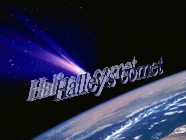 Halley's comet Halley S Comet