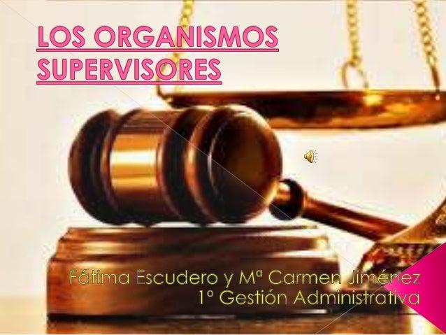 1. ¿Qué es un organismo supervisor del sistema  financiero?....(pag.3)  2. ¿Qué es el Banco de España y cuáles son sus fun...